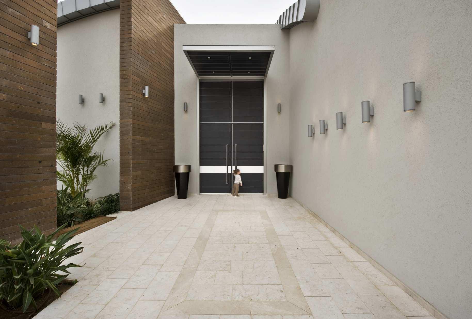עיצוב פנים ואדריכלות בית בכפר מעש בתים יפים בישראל