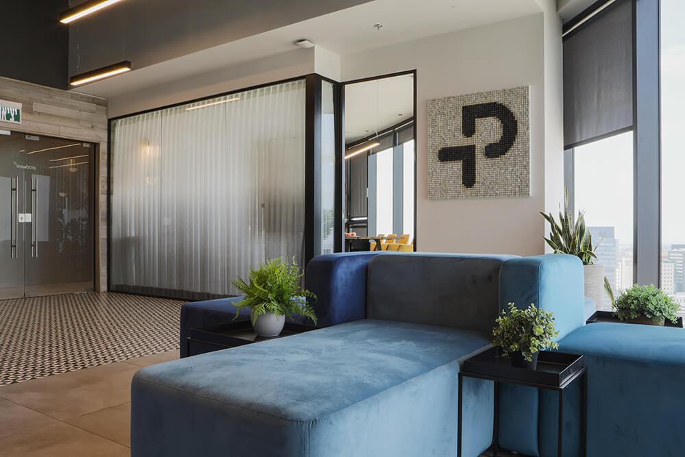 עיצוב פנים ואדריכלות בתים יפים בישראל