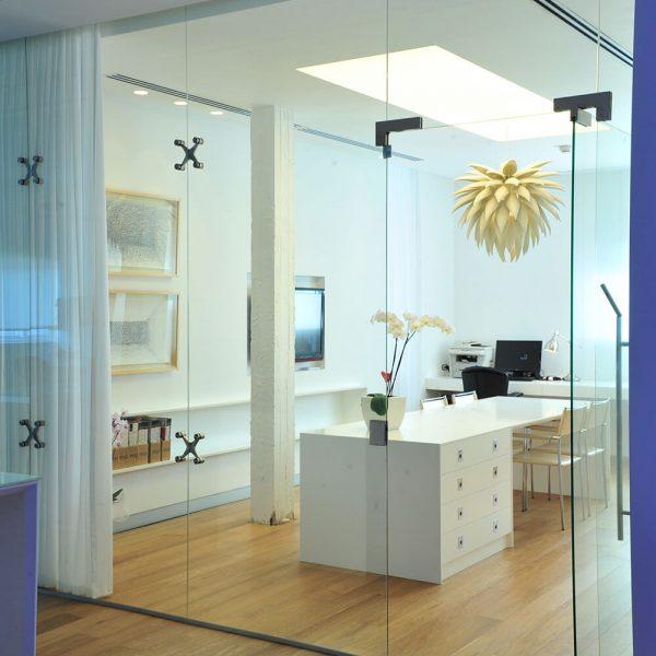 תכנון משרד - הייטק - אופן ספייס ועיצוב פנים
