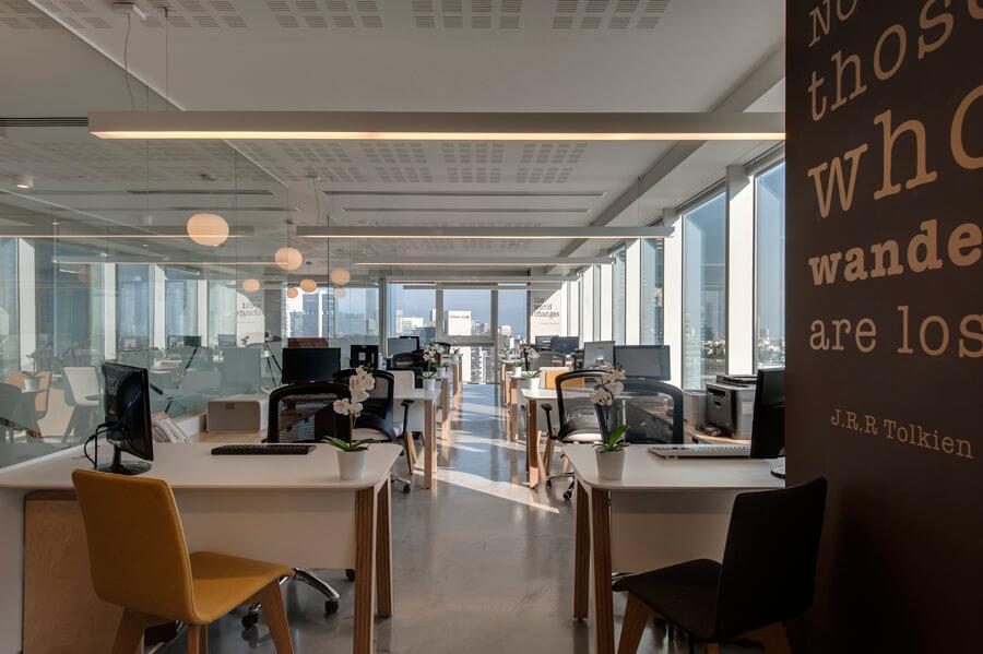 עיצוב משרדים - מיקי כתר ומרב ברמן
