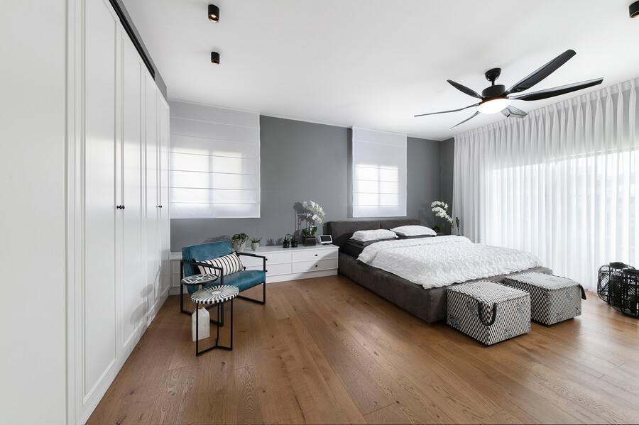 דירה בתל אביב בסטייל ניו יורק עיצוב פנים