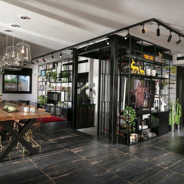 עיצוב פנטהאוז - משרד אדריכלים ועיצוב פנים מיקי כתר ומרב ברמן
